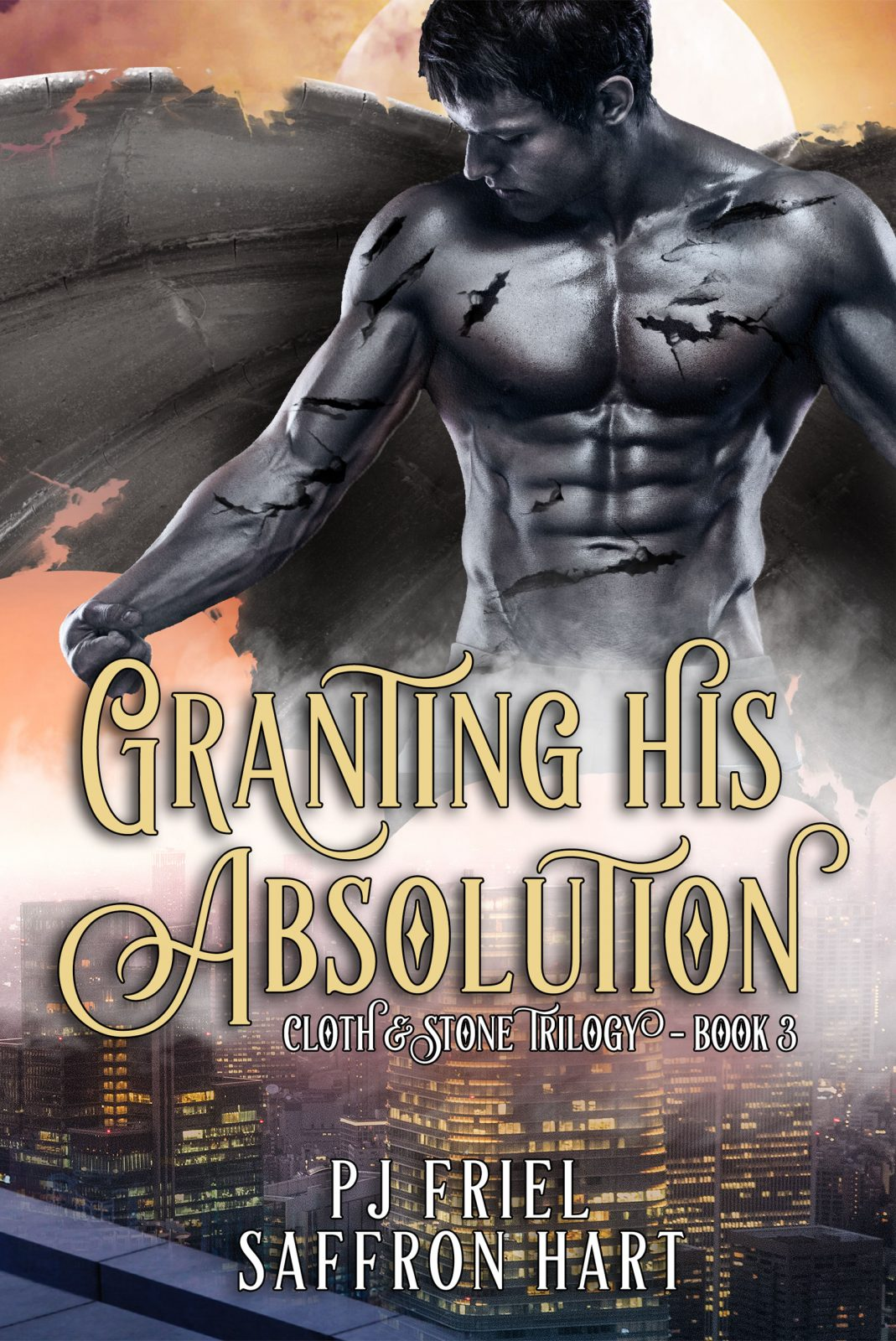 Book Cover: Granting His Absolution
