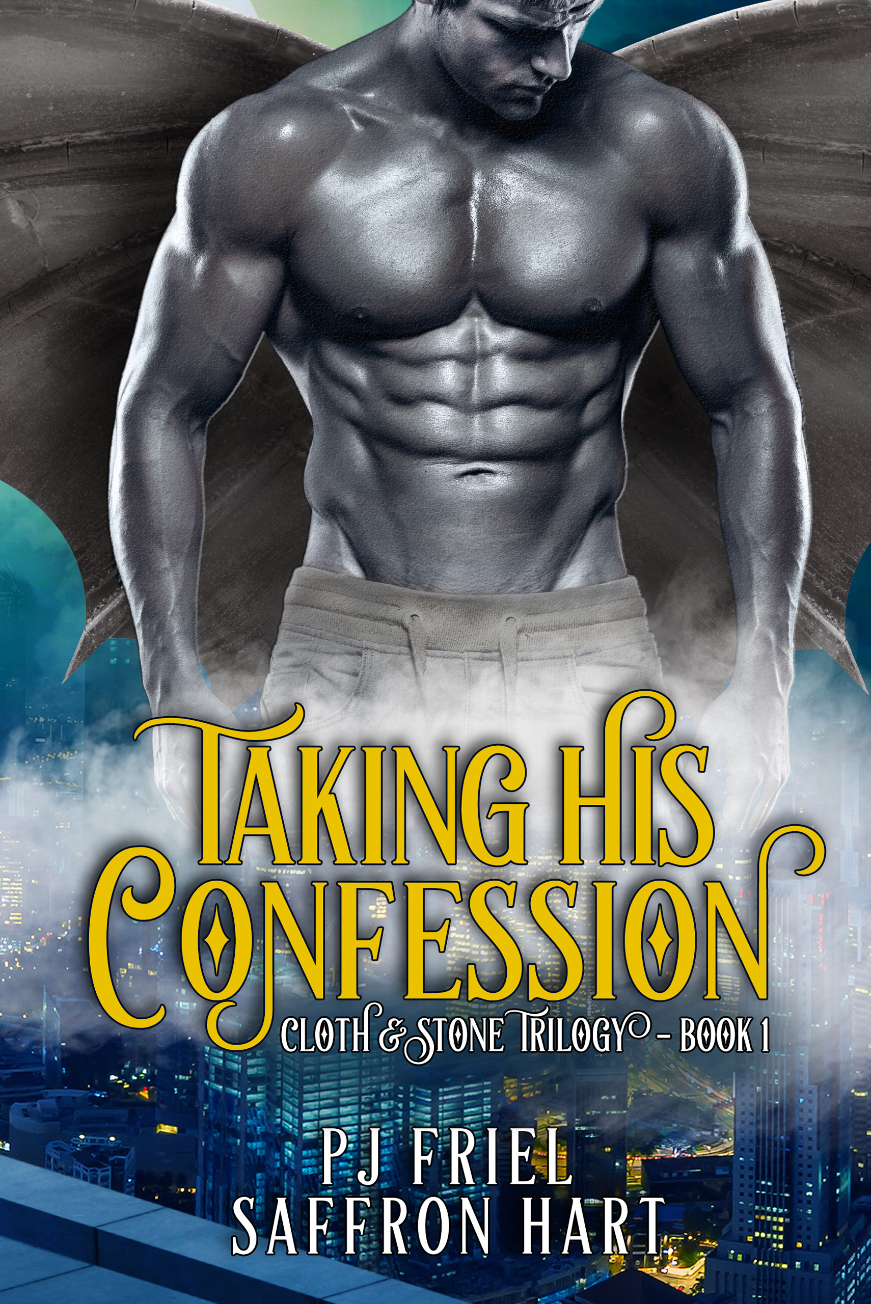Taking His Confession Book 1 - Cloth & Stone Trilogy