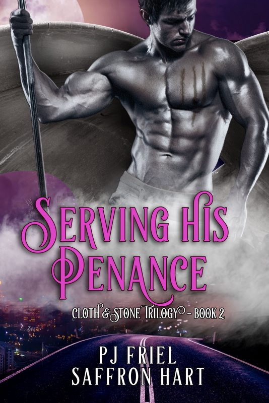 Book Cover: Serving His Penance